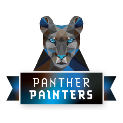 Logo bedrijf Panther Painters B.V.